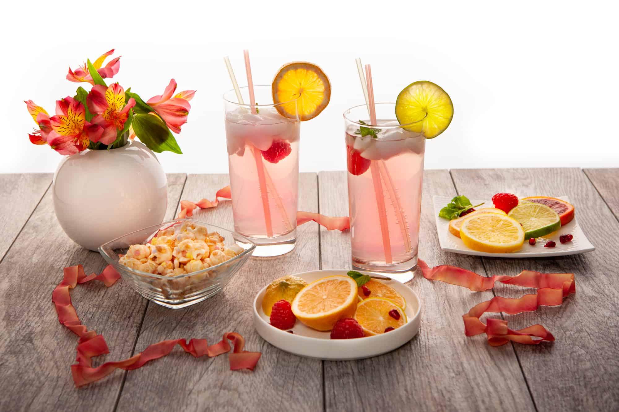Flat Lay Lemonade 2 This Is Yu