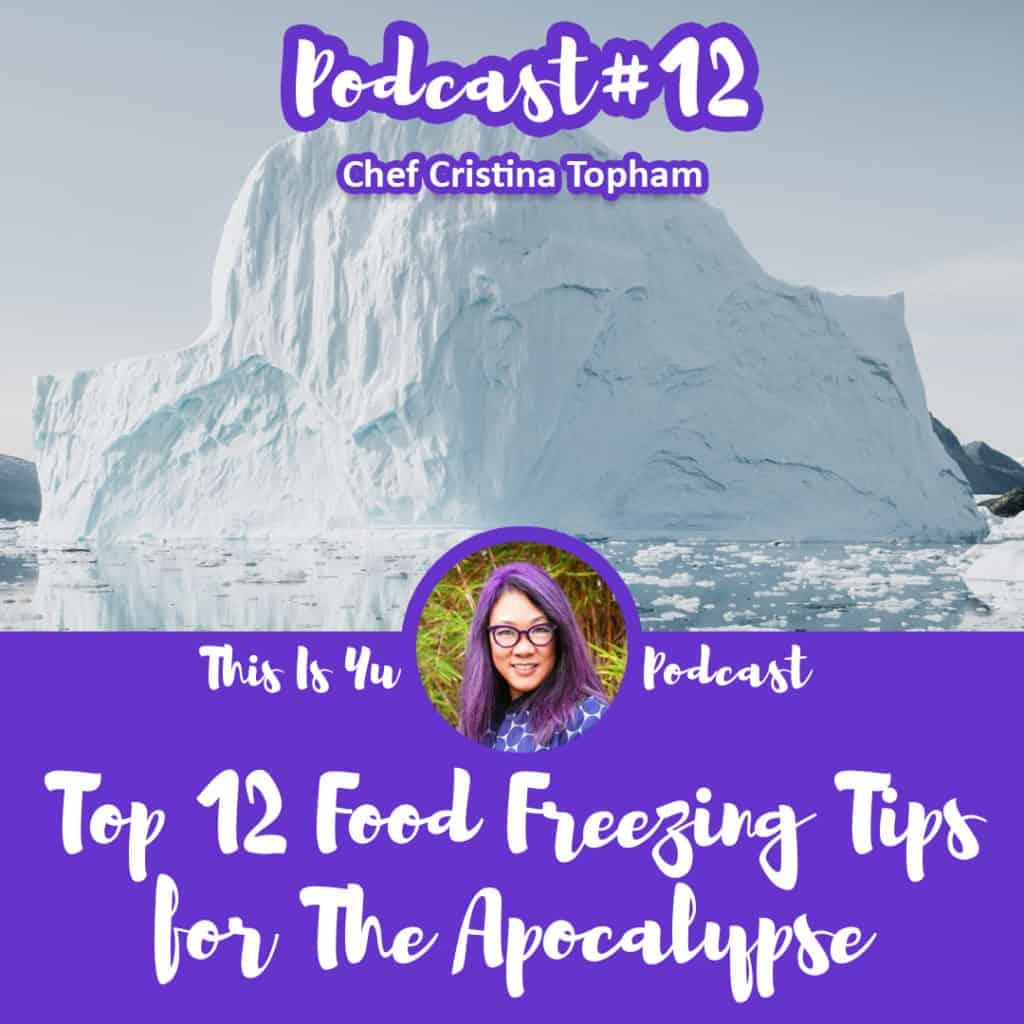 top 12 food freezing tips