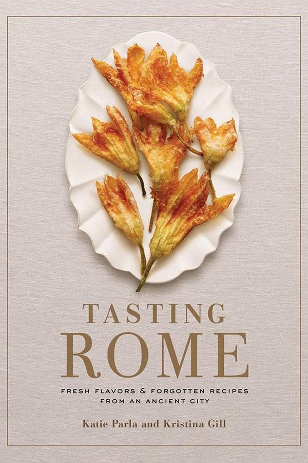 Cookbook Tasting Rome
